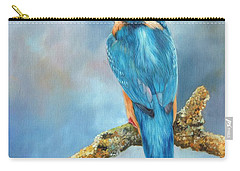 Kingfisher Carry-all Pouches