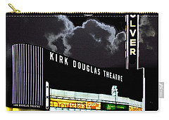 Kirk Douglas Theatre Carry-all Pouch