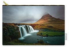 Kirkjufell Carry-all Pouch by Ian Good