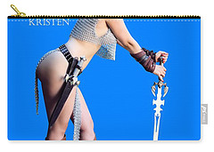 Kirsten Vgirl Pinup Carry-all Pouch
