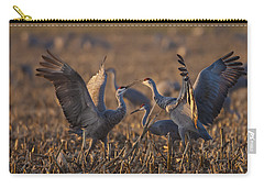 Kissing Sandhills Carry-all Pouch