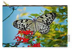 Kite Butterfly Carry-all Pouch