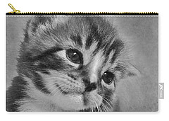 Kitten Just For You Carry-all Pouch
