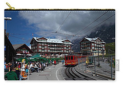 Kleine Schedegg Switzerland Carry-all Pouch
