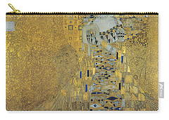 Klimt Adele Bloch-bauer Carry-all Pouch by Granger