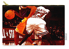 Kobe Spin Move Carry-all Pouch by Brian Reaves