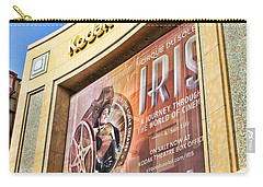 Kodak Theatre Carry-all Pouch by Mariola Bitner