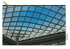 Kogod Courtyard Ceiling #3 Carry-all Pouch by Stuart Litoff
