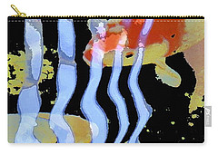 Koi 20 Carry-all Pouch by Pamela Cooper