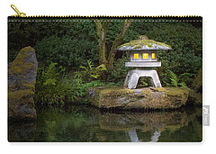 Koi By Lantern Light Carry-all Pouch