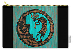 Kokopelli Carry-all Pouch