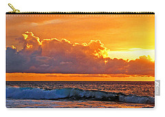 Kona Golden Sunset Carry-all Pouch