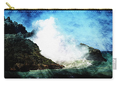 Kona Sea Carry-all Pouch by Athala Carole Bruckner