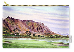 Koolau Golf Course Hawaii 16th Hole Carry-all Pouch