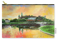 Krakow - Wawel Castle Carry-all Pouch