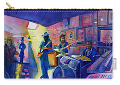 Kris Lager Band At Sanchos Broken Arrow Carry-all Pouch