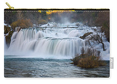 Krka Waterfalls Carry-all Pouch