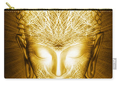 Carry-all Pouch featuring the photograph Kundalini Awakening by Jalai Lama