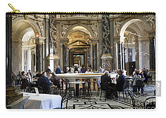 Kunsthistorische Museum Cafe II Carry-all Pouch by Madeline Ellis