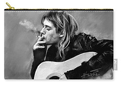 Kurt Cobain Guitar  Carry-all Pouch