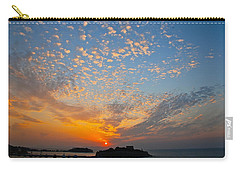 Kusadasi Sunset Carry-all Pouch by Eric Tressler