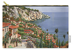 La Costa Carry-all Pouch by Guido Borelli