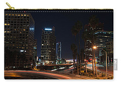 La Down Town 2 Carry-all Pouch by Gandz Photography