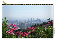 L.a. From Beverly Hills Carry-all Pouch by Dany Lison