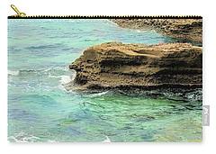 La Jolla Beach Rocks Carry-all Pouch