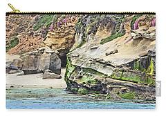 La Jolla Cliffs Carry-all Pouch