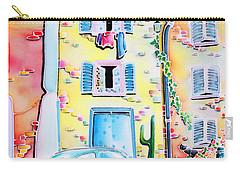 La Maison De Copain Carry-all Pouch