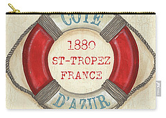 La Mer Cote D'azur Carry-all Pouch