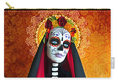 La Muerte Carry-all Pouch