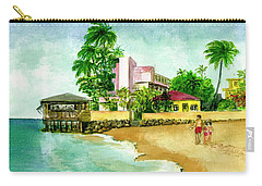 La Playa Hotel Isla Verde Puerto Rico Carry-all Pouch