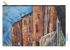 La Rocca Citta Lg Italy Carry-all Pouch