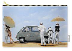 La Seicento Carry-all Pouch by Guido Borelli