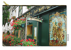 La Terrasse In Montmartre Carry-all Pouch