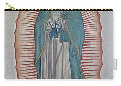 La Virgen De Guadalupe Carry-all Pouch