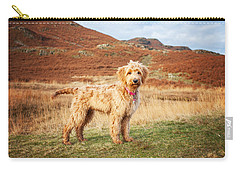 Labradoodle Puppy Carry-all Pouch