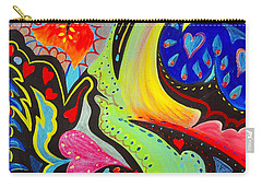 Lady Love Carry-all Pouch