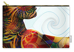 Lady Masquerade Carry-all Pouch