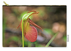 Lady Slippers At Moore State Park 4 Carry-all Pouch