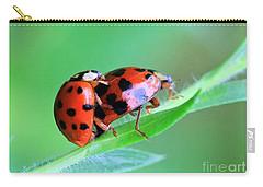Ladybug And Gentlemanbug Carry-all Pouch