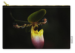 Ladys Slipper Orchid Carry-all Pouch