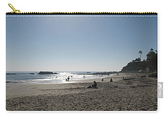Laguna Beach Afternoon Carry-all Pouch by Connie Fox