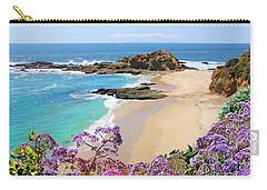 Laguna Beach Coastline Carry-all Pouch