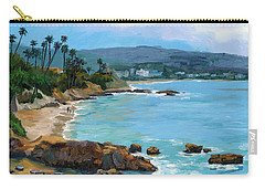 Laguna Beach Winter Carry-all Pouch