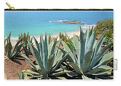 Laguna Coast With Cactus Carry-all Pouch