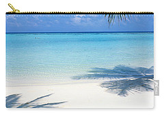 Laguna Maldives Carry-all Pouch