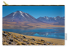 Laguna Miscanti Carry-all Pouch